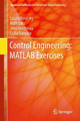 Control Engineering: MATLAB Exercises