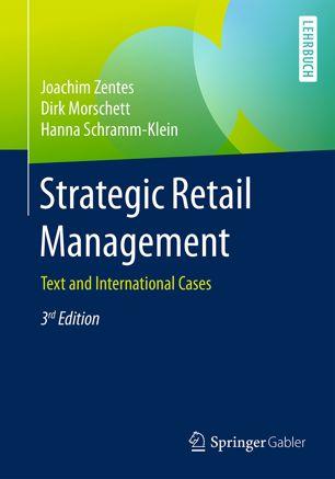 Strategic Retail Management